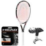 rakieta tenisowa HEAD GRAPHENE TOUCH SPEED LITE + koszulka HEAD IVAN/ 231837