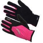 rękawiczki do biegania ASICS WINTER GLOVES / 128109-0692