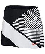 spódniczka tenisowa NIKE POWER SPIN SKIRT / 830548-010