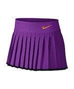 spódniczka tenisowa dziewczęca NIKE VICTORY SKIRT / 724714-584