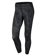 spodnie do biegania damskie 3/4 NIKE POWER ESSENTIAL RUNNING CROP / 799814-010