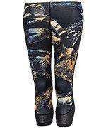 spodnie do biegania damskie 3/4 REEBOK RUNNING ESSENTIALS CAPRI / B47110