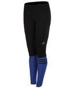 spodnie do biegania damskie ADIDAS RESPONSE LONG TIGHTS / AA0656