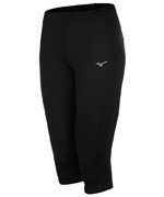spodnie do biegania damskie MIZUNO DRYLITE CORE 3/4 TIGHT / J2GB525109
