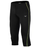 spodnie do biegania męskie MIZUNO DRYLITE CORE 3/4 TIGHT / J2GB504298
