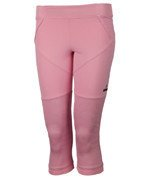spodnie sportowe Stella McCartney ADIDAS STUDIO ZEBRA 3/4 TIGHT / AI8777