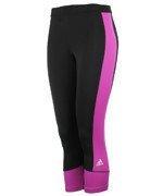 spodnie sportowe damskie 3/4 ADIDAS TECHFIT CAPRI / B47541