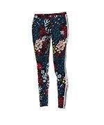 spodnie sportowe damskie ADIDAS 3 STRIPES LEGGING / AY9024