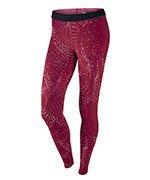spodnie sportowe damskie NIKE LEG-A-SEE LEGGING ALLOVER PRINTED / 804049-620