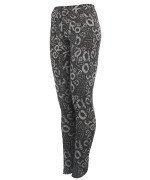 spodnie sportowe damskie REEBOK ELEMENTS ALLOVER PRINTED LEGGING / AJ3180