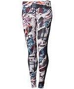 spodnie sportowe damskie REEBOK GARDEN REBEL TIGHT / B45265
