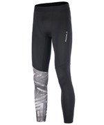 spodnie sportowe męskie REEBOK ONE SERIES FE26 RUSH COMPRESSION TIGHT / AA8224