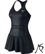 sukienka tenisowa NIKE MARIA NIGHT DRESS / 621011-010