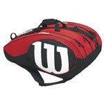 torba tenisowa WILSON MATCH II 12 PACK BAG / WRZ820612
