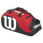 torba tenisowa WILSON MATCH II DUFFEL / WRZ820691