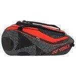torba tenisowa YONEX RACQUET BAG X9 / 8729EX BK/RD