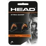 wibrastop HEAD XTRA DAMP black/orange / 285511or