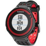 zegarek sportowy GARMIN FORERUNNER 220 HR black/red