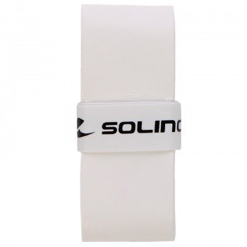 Owijki tenisowe SOLINCO WONDER GRIP X1 S-WG-1 WHITE
