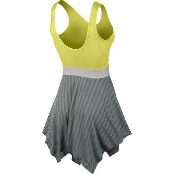 Sukienka tenisowa NIKE NOVELTY KNIT DRESS Serena Williams French Open 2014