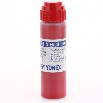 YONEX LOGOMARKER TUSZ RED / AC414R