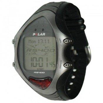 Zegarek sportowy z pulsometrem POLAR RS400