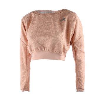 bluza do biegania damska ADIDAS AKTIV PULLOVER / AX5892