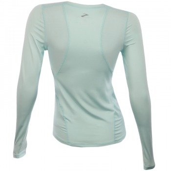 bluza do biegania damska BROOKS EQUILIBRIUM LONGSLEEVE II / 220561412