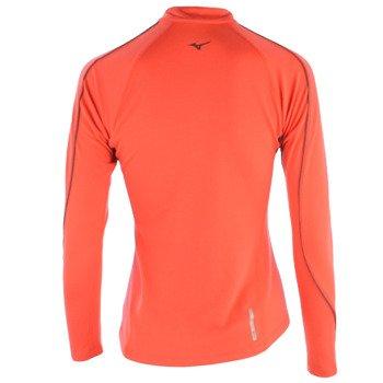 bluza do biegania damska MIZUNO WARMALITE 1/2 ZIP LONGSLEEVE TEE / J2GA570960