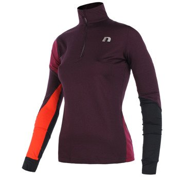 bluza do biegania damska NEWLINE IMOTION WARM SHIRT / 10068-292