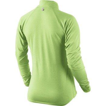 bluza do biegania damska NIKE ELEMENT HALF ZIP / 481320-342