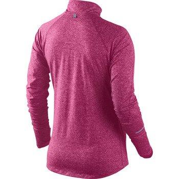 bluza do biegania damska NIKE ELEMENT HALF ZIP / 481320-691