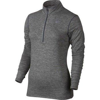 bluza do biegania damska NIKE ELEMENT HALF ZIP / 685910-021