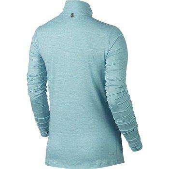 bluza do biegania damska NIKE ELEMENT HALF ZIP / 685910-437