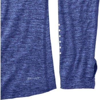 bluza do biegania damska NIKE ELEMENT HALF ZIP / 685910-480