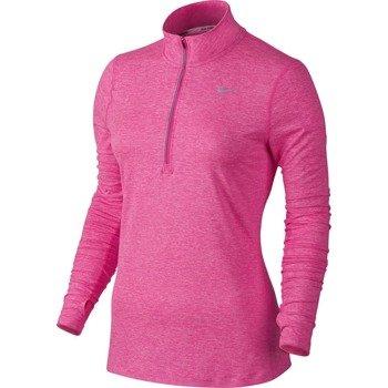 bluza do biegania damska NIKE ELEMENT HALF ZIP / 685910-639