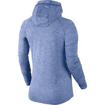 bluza do biegania damska NIKE ELEMENT HOODY / 685818-486