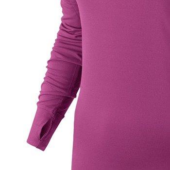 bluza do biegania damska NIKE RACER HOODY / 618997-612