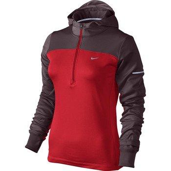 bluza do biegania damska NIKE THERMAL HOODY / 546047-660