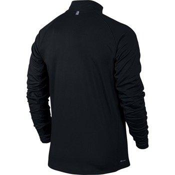bluza do biegania męska NIKE DRI-FIT THERMAL FULL ZIP / 683582-010
