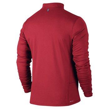 bluza do biegania męska NIKE DRI-FIT THERMAL HALF ZIP / 683580-657