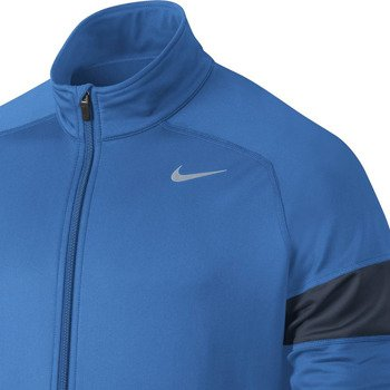bluza do biegania męska NIKE ELEMENT THERMAL FULL ZIP / 548659-439