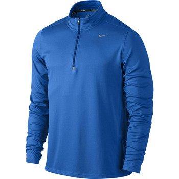 bluza do biegania męska NIKE RACER LONGSLEEVE HALF ZIP MID / 547793-439