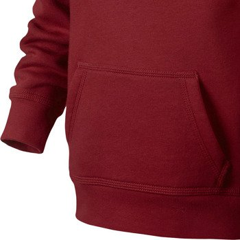 bluza sportowa chłopięca NIKE BRUSHED FLEECE PULLOVER / 622083-687
