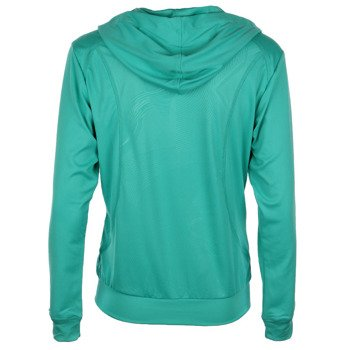 bluza sportowa damska PUMA GYM LOOSE COVER UP / 512033-02