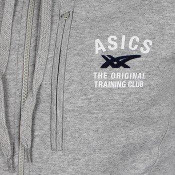 bluza sportowa męska ASICS FULL ZIP HOODIE