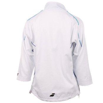 bluza tenisowa chłopięca BABOLAT TRACKSUIT JACKET MATCH CORE / 42S1471-101