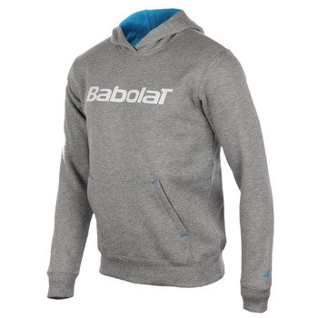 bluza tenisowa męska BABOLAT SWEAT TRAINING BASIC / 40F1458-107