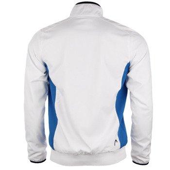 bluza tenisowa męska HEAD CLUB JACKET / 811615 WH