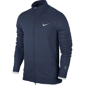 bluza tenisowa męska NIKE PREMIER RF COVER-UP Roger Federer  French Open 2014